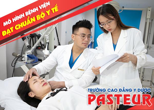 Đào tạo mô hình Viện - Trường đạt chuẩn bộ Y tế