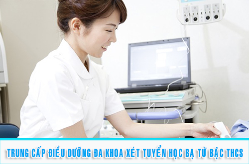 Thời gian đào tạo Cao đẳng Điều dưỡng