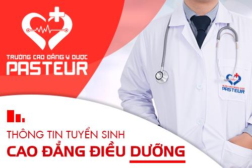 Thông tin tuyển sinh Cao đẳng Điều dưỡng TPHCM năm 2019